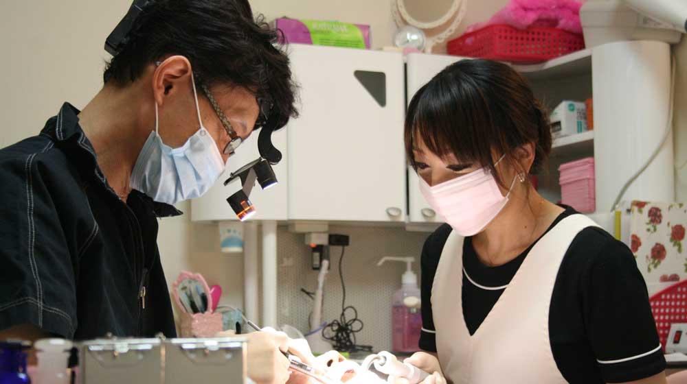 歯科衛生士 求人案内